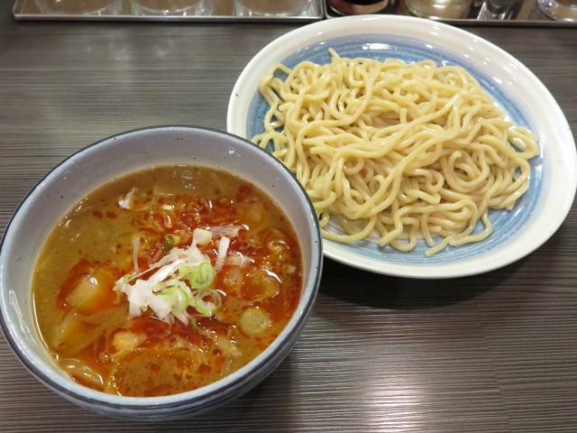 大勝軒next勝浦タンタンつけ麺.JPG